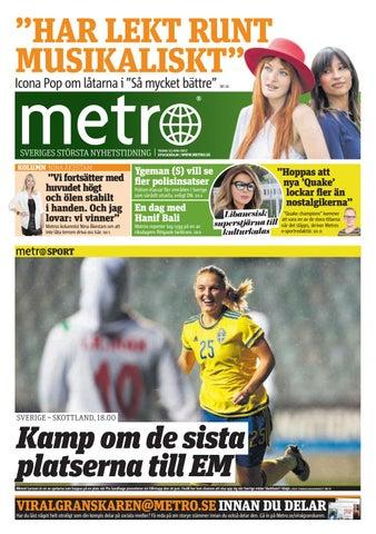 Stockholm Norra 13 06 2017 by Metro Sweden - issuu b6804670b4449