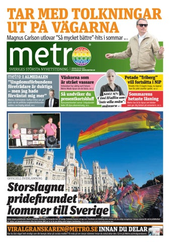 7adf9d4c03e Stockholm Norra 05/07/2017 by Metro Sweden - issuu