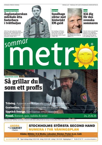 Stockholm Norra 14 07 2017 by Metro Sweden - issuu 2dc4f94f7a2df