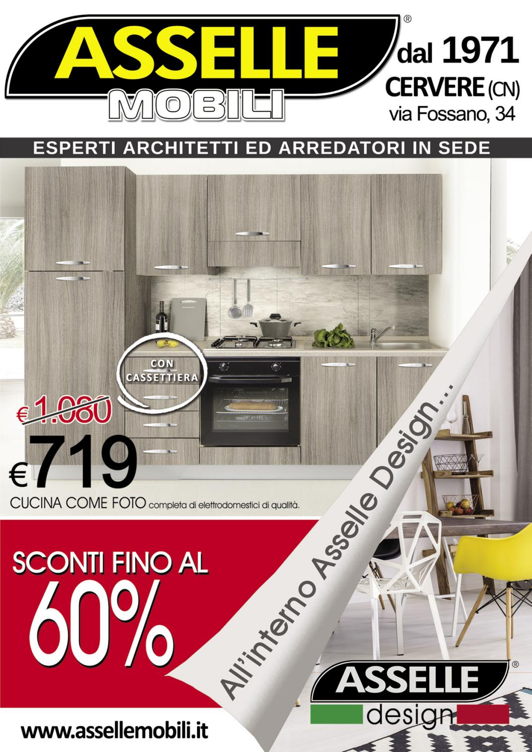 Asselle mobili catalogo offerte 2017 by asselle mobili issuu - Asselle mobili cucine ...