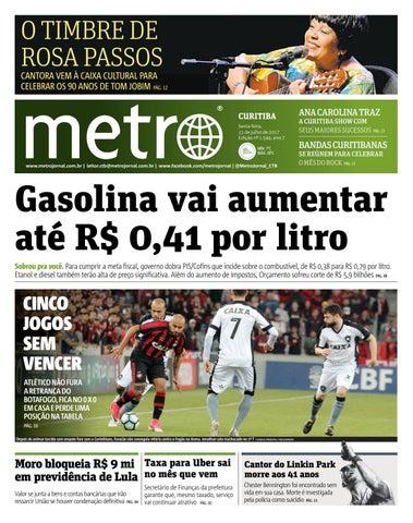 c4efa8eaa0aee Curitiba 21 07 2017 by metro brazil - issuu