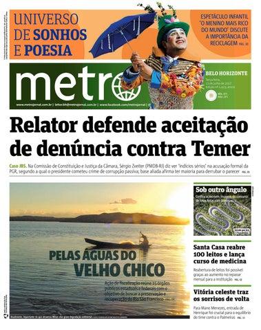 16a5b4a4cae Belo Horizonte 11 07 2017 by metro brazil - issuu