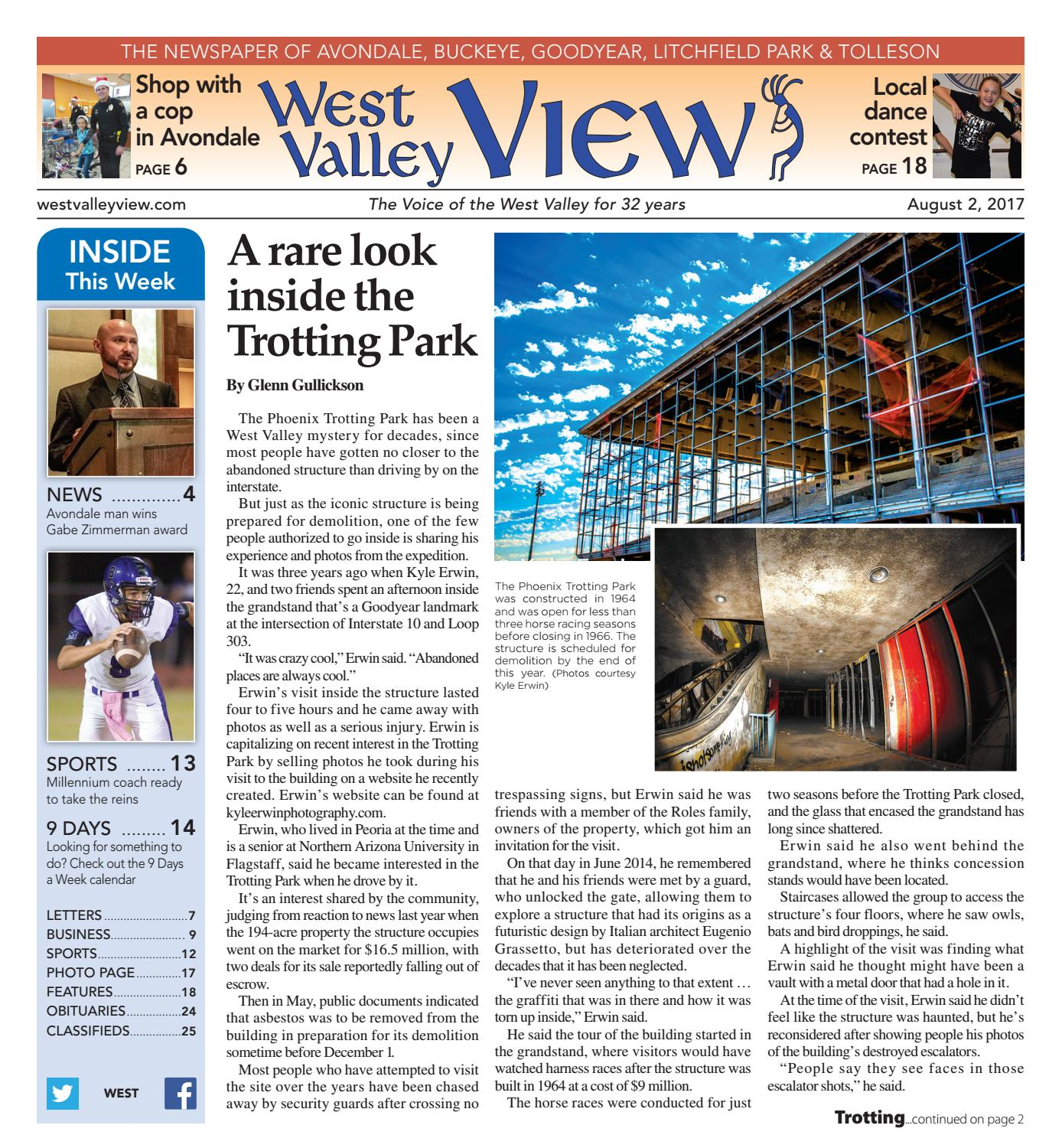 West Valley View West August 2 2017 by Times Media Group issuu