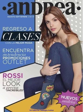 467e4b8a Calzado agosto septiembre 2017 Andrea by catalogos de mexico - issuu