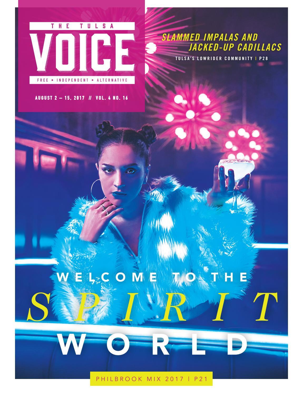 The Tulsa Voice | Vol. 4 No. 16 by The Tulsa Voice - issuu