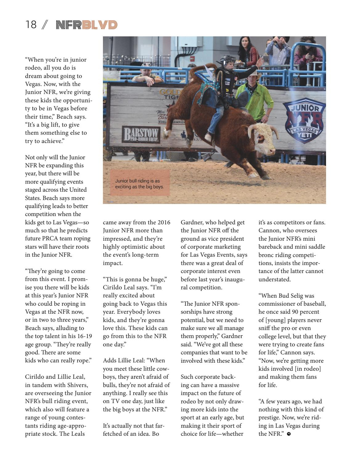 2017 NFR BLVD by NFRexperience - issuu