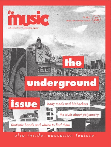 The Music (Melbourne) Issue #200 by TheMusic com au - issuu