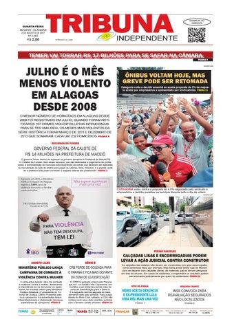 Edição número 2952 - 2 de agosto de 2017 by Tribuna Hoje - issuu 3b9e936e9cbbc