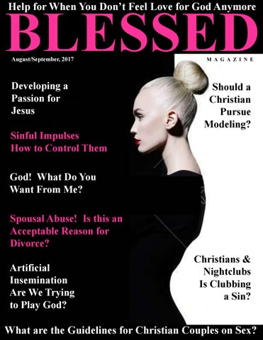 20827f349 August/September, 2017 by Blessed Magazine - issuu