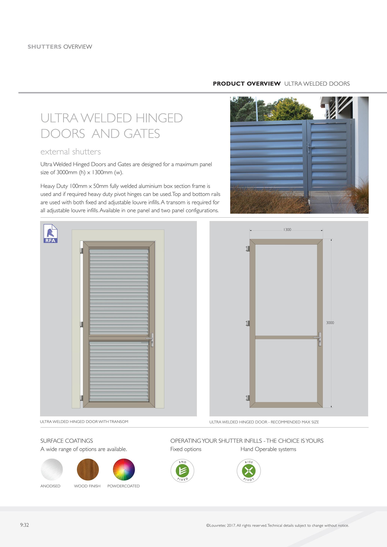 Louvretec Design Manual 2017 By Louvretec Issuu