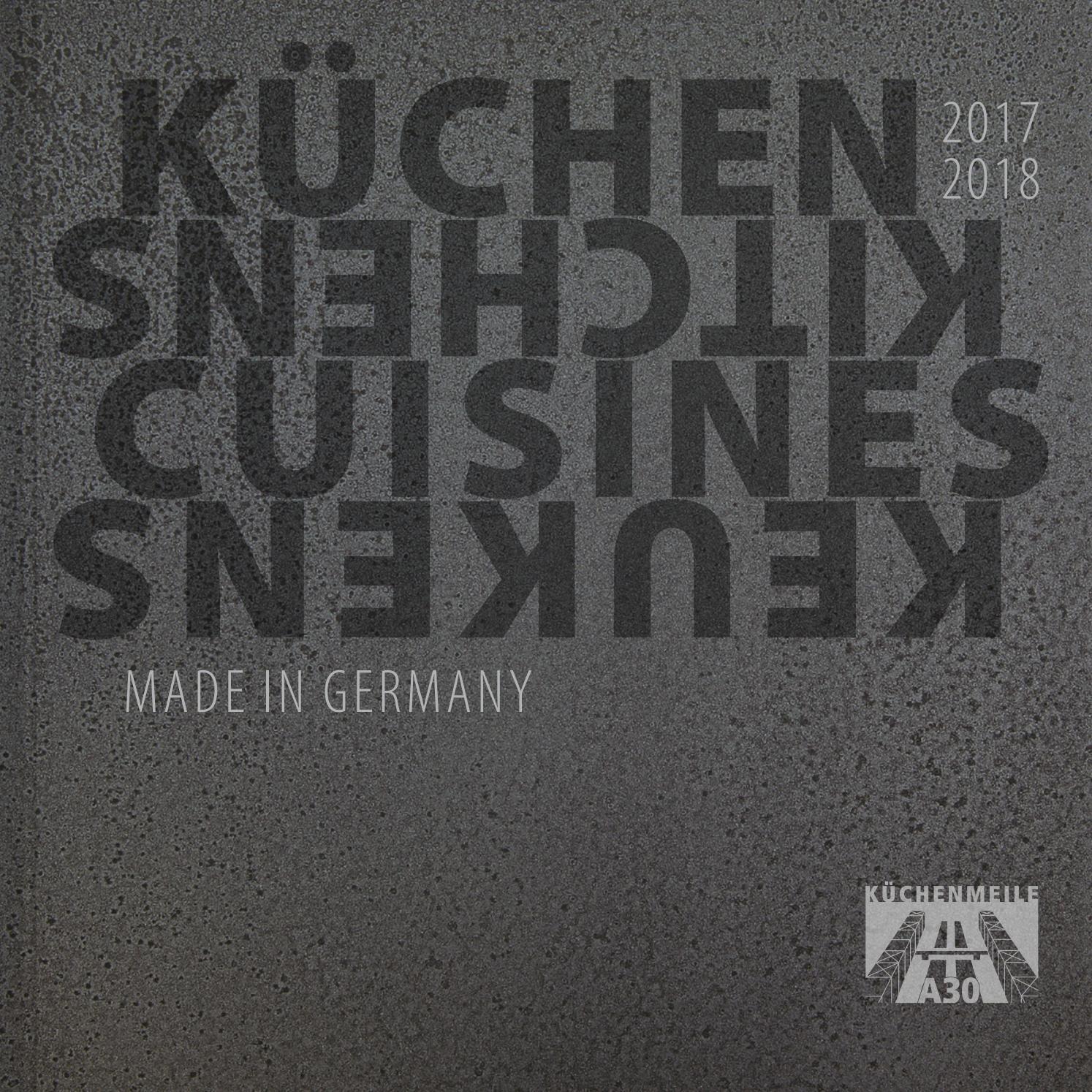 Küchenmeile 2017/2018 by Fachschriften Verlag - issuu