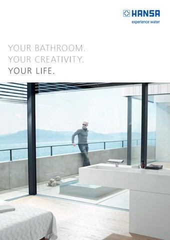 Hansa Bathroom Catalogue 2016 By Dexterton Issuu