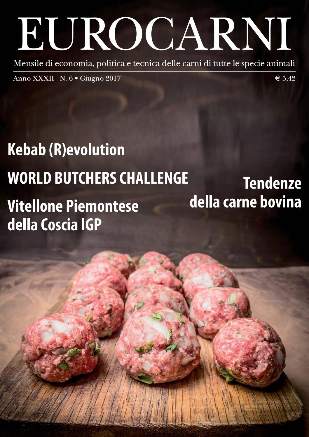 Eurocarni 6-2017 by EDIZIONI PUBBLICITA  ITALIA - issuu 6f592e73131e