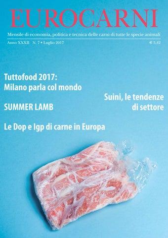 Eurocarni 7-2017 by EDIZIONI PUBBLICITA  ITALIA - issuu 8f87e33e4a2