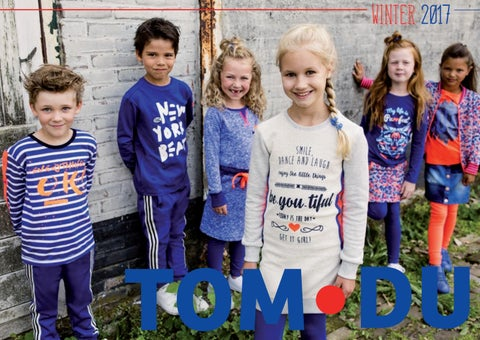 Tom Du Kinderkleding.Tom Du Winter 2017 By Tom Du Issuu