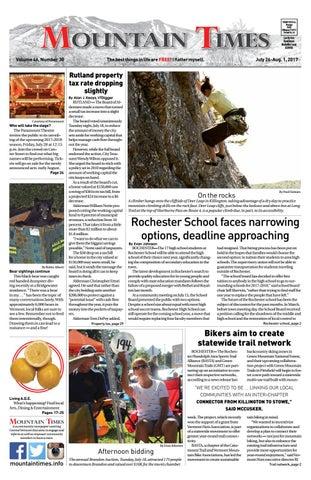 Mountain Times 7/26/17 by Polly Lynn - issuu
