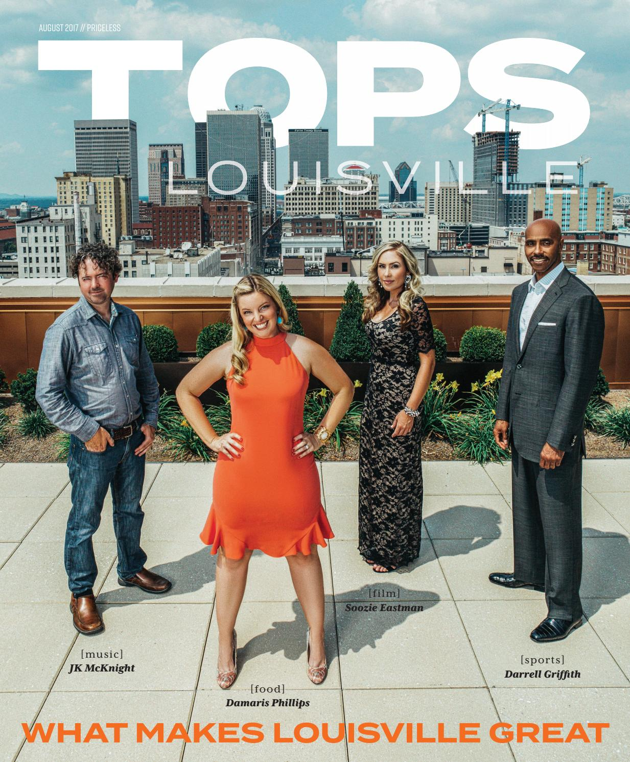 TOPS Louisville: August 2017 by TOPS Magazine - issuu