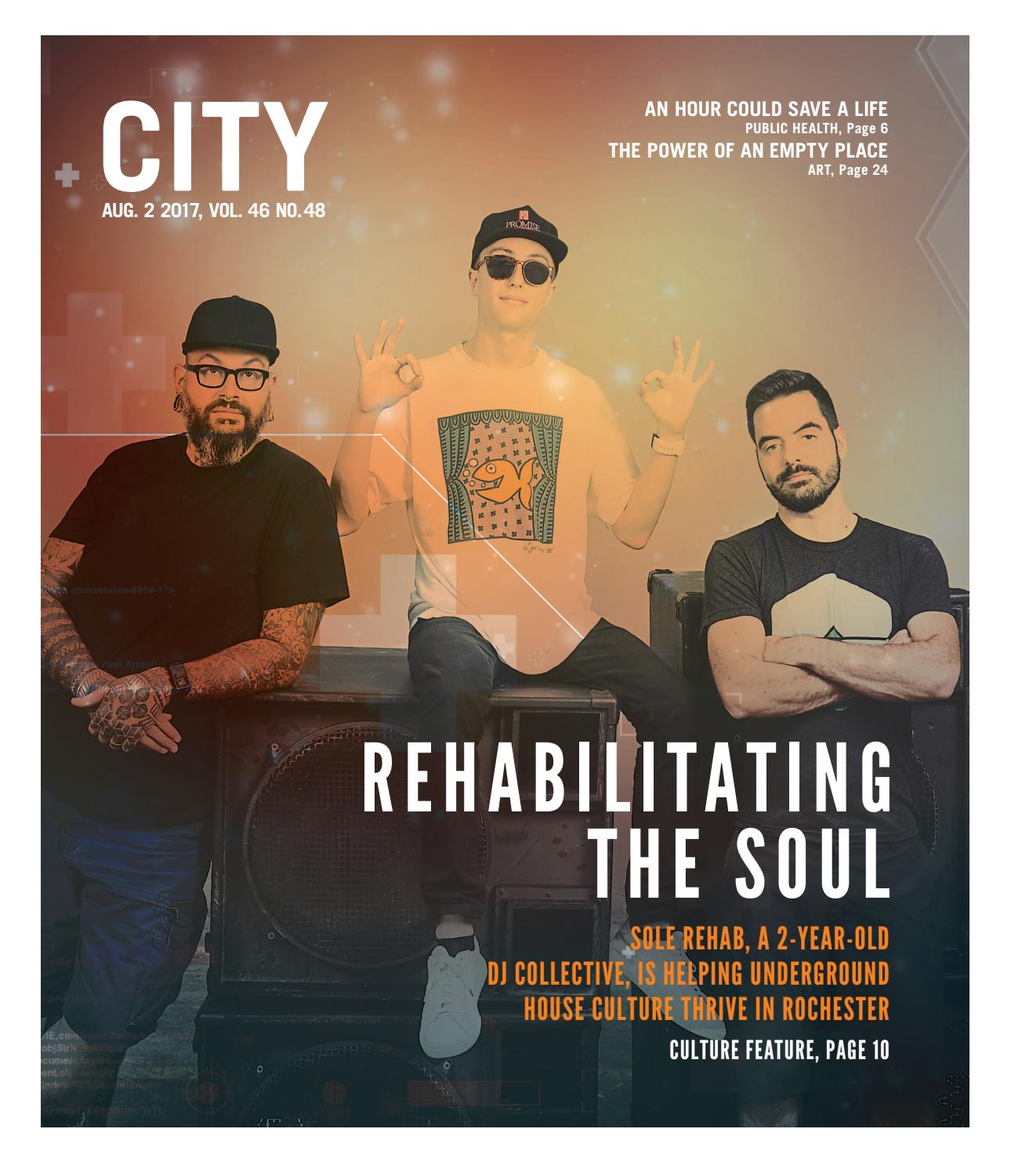 August 2-August 8, 2017 by Rochester City Newspaper - issuu