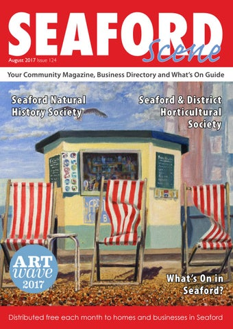Seaford Scene July 2017 by Fran Tegg issuu