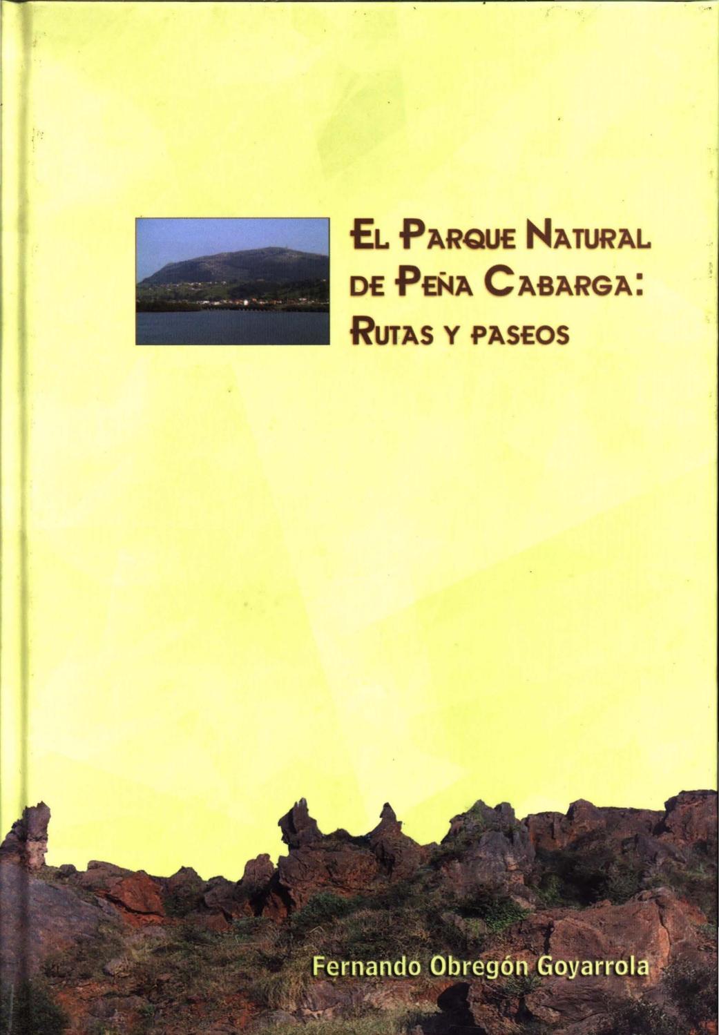 El Parque Natural De Pe A Cabarga Rutas Y Paseos By Adpvillaescusa  # Muebles Hoznayo Horario
