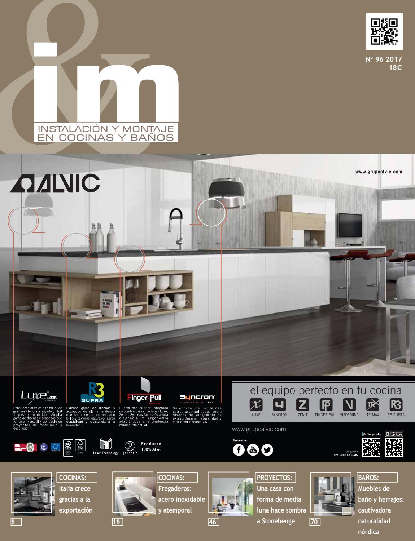 IMCB Cocinas y Baños # 96 by Grupo Edimicros - Publimas Digital - issuu
