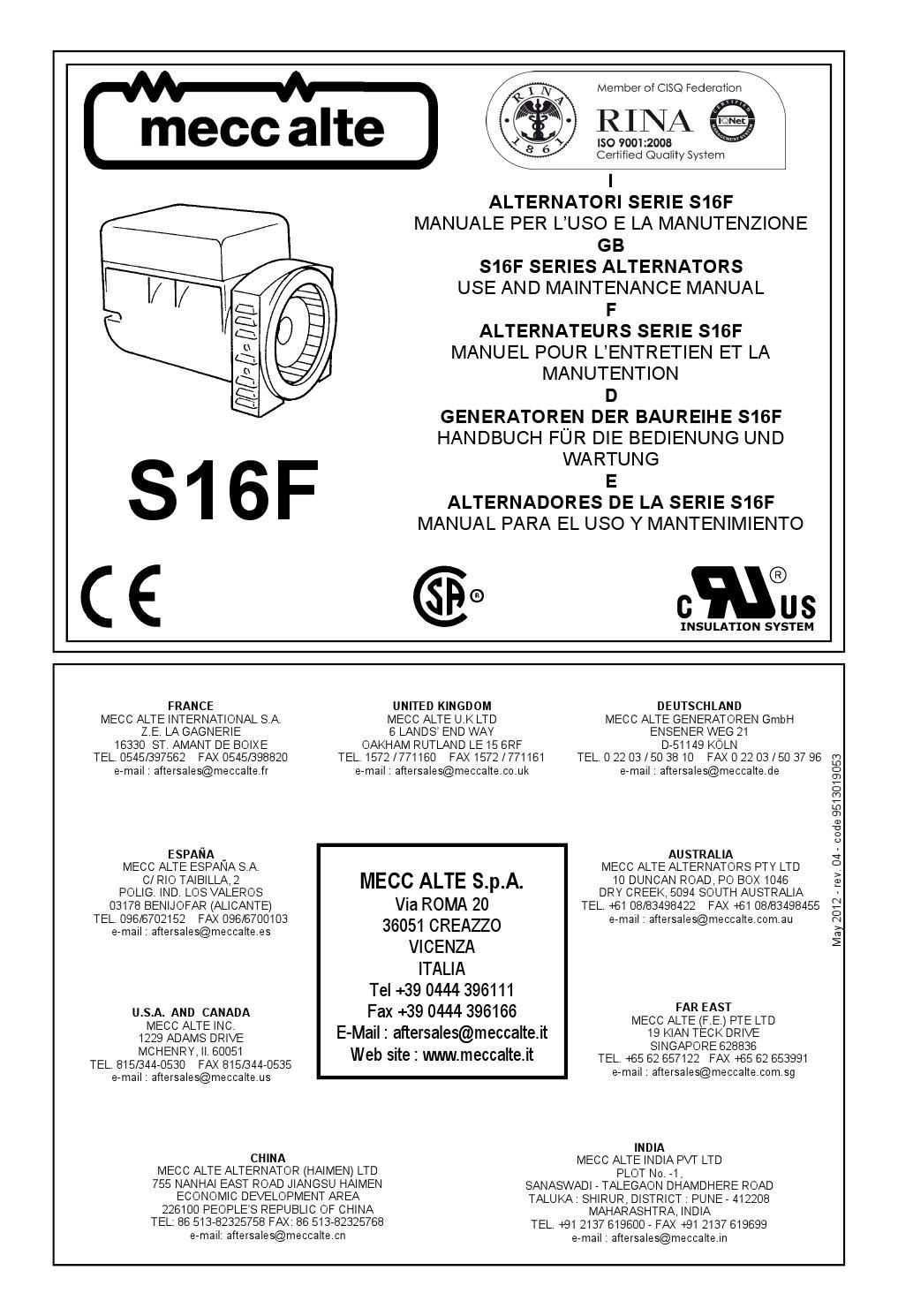 Peachy S16F Operators Manual By Beta Marine Issuu Wiring 101 Ferenstreekradiomeanderfmnl