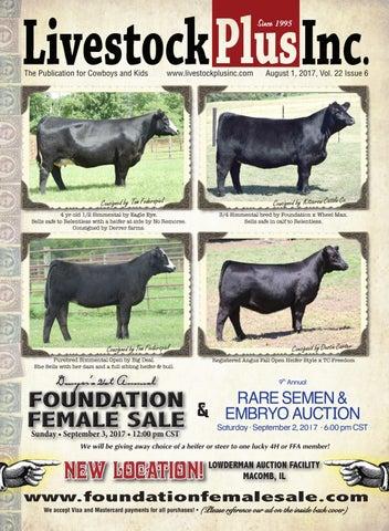 66eb8bb3737 Lpi 0817 web by Livestock Plus, Inc - issuu