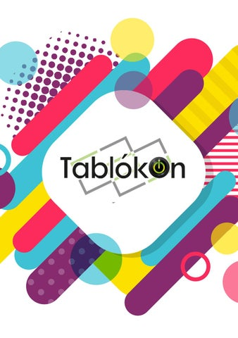 "Cover of ""Tablókon 2017 e-Magazin"""