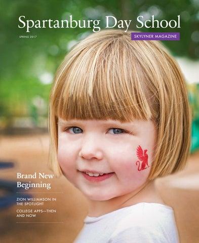 Skylyner Magazine - Spring 2017 by Spartanburg Day School - issuu