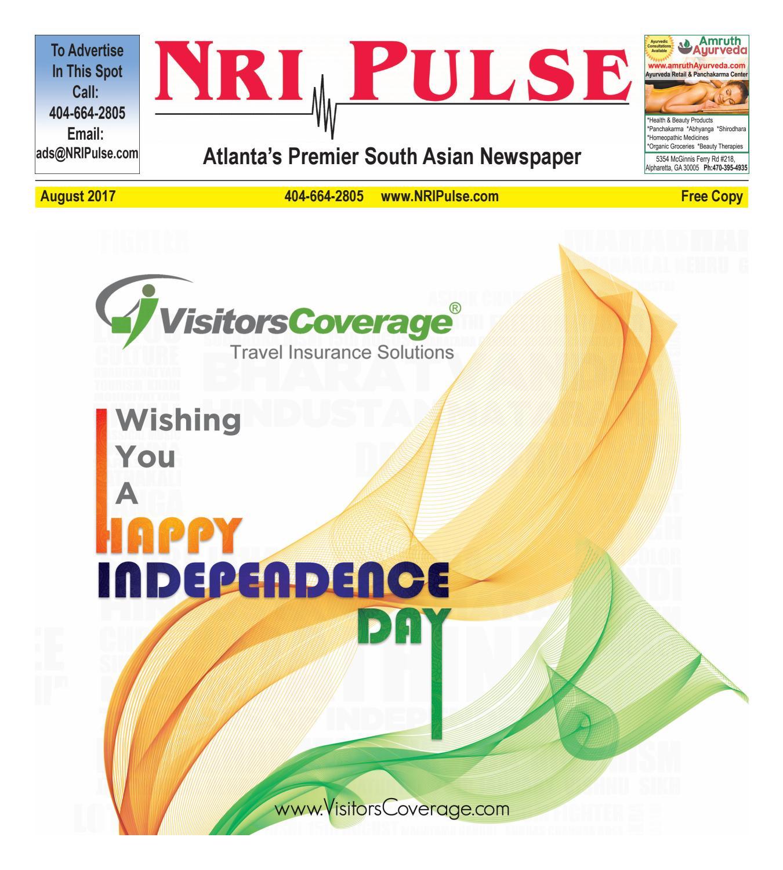 NRI Pulse August 2017 Print Issue by NRI Pulse - issuu