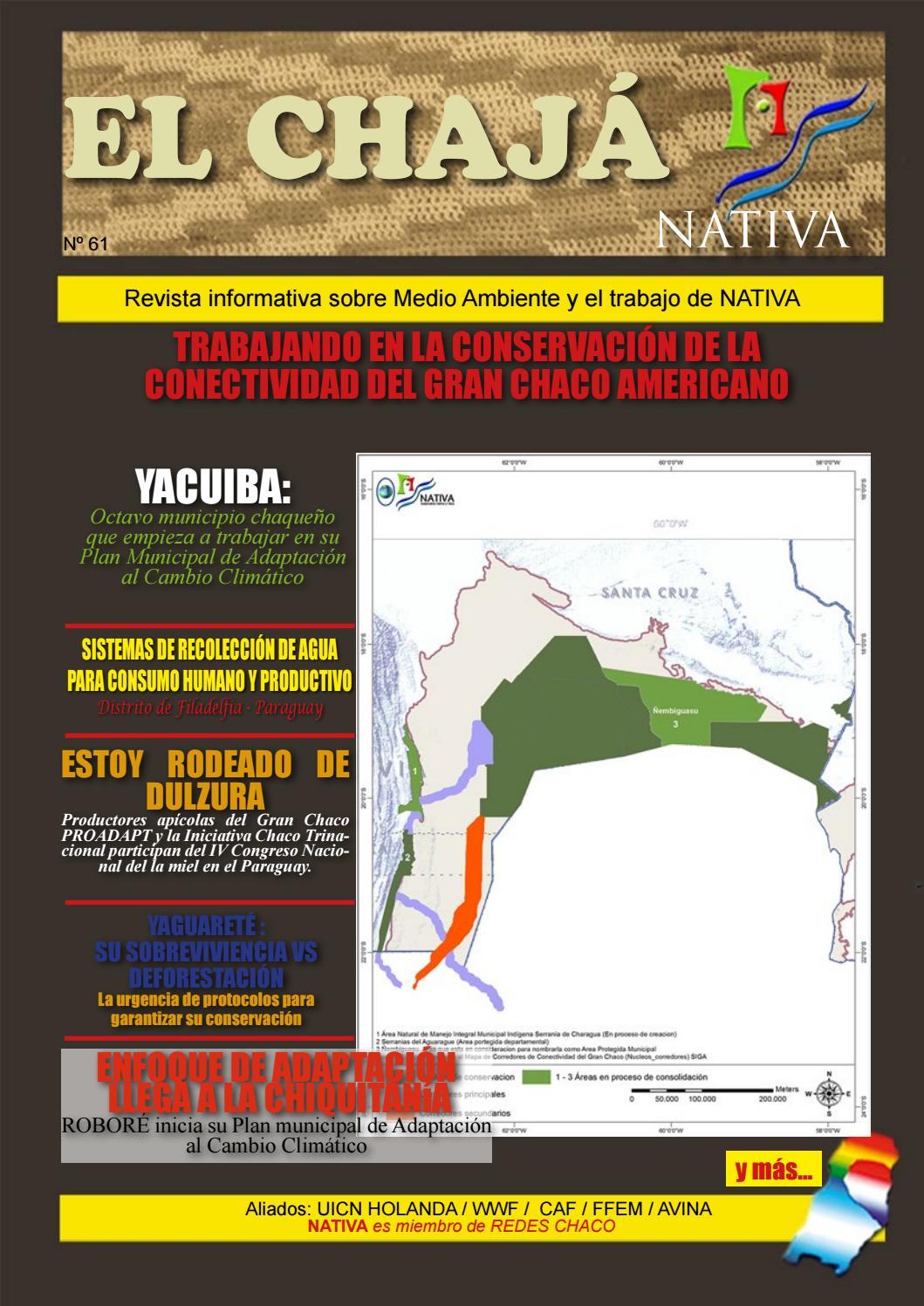 El Chaja Ed. 61