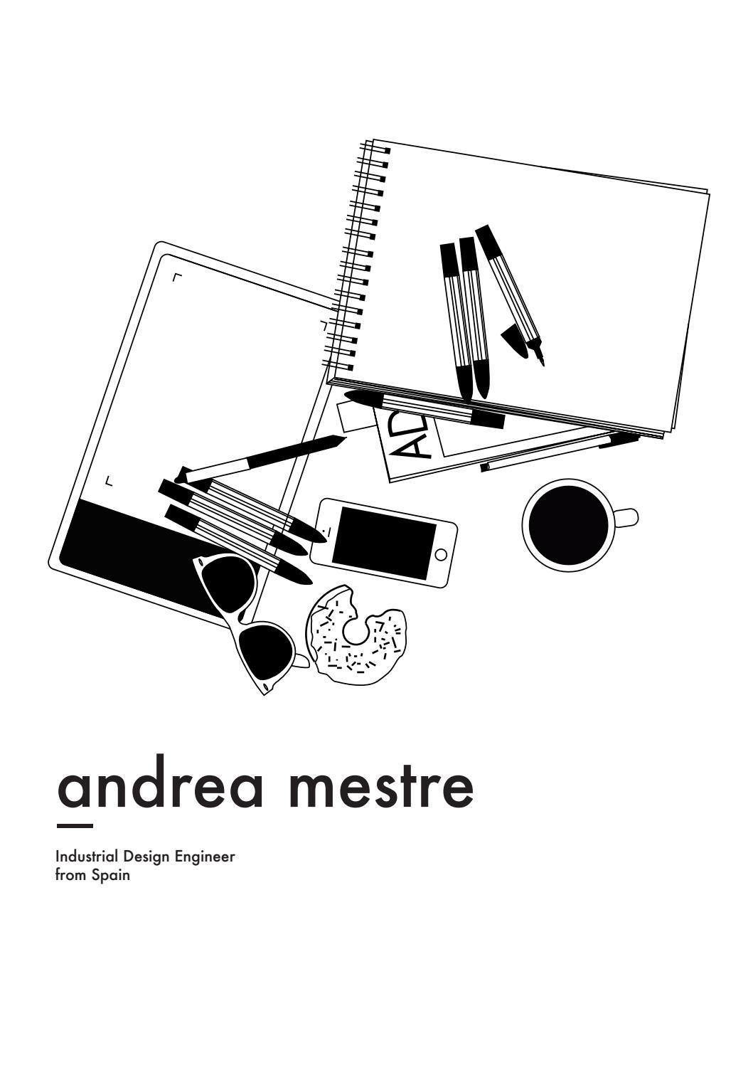 Andrea Mestre RCA portfolio