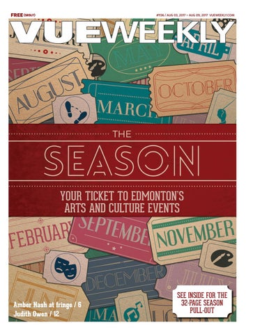 The season by vue weekly issuu page 1 fandeluxe Gallery