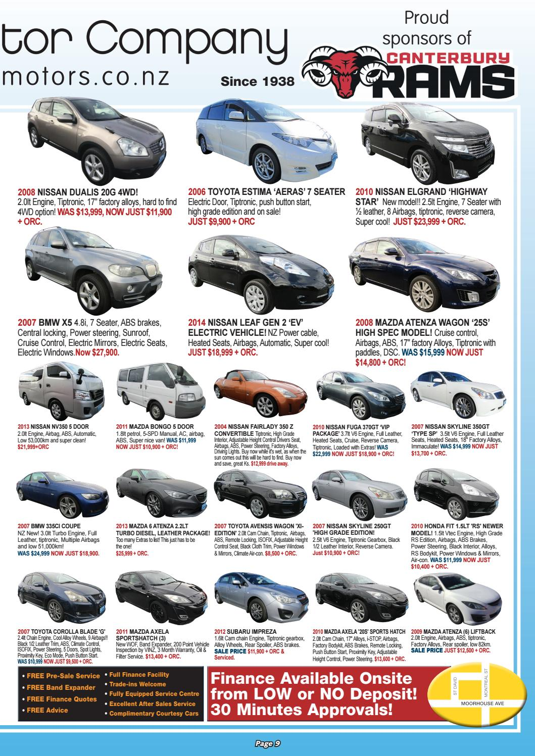 Best Motorbuys 04-08-17 by Local Newspapers - issuu