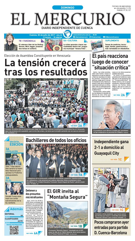 gaviones decorativos 2016 02 economicos de el mercurio bin hemeroteca 30-07-2017 by Diario El Mercurio Cuenca - issuu