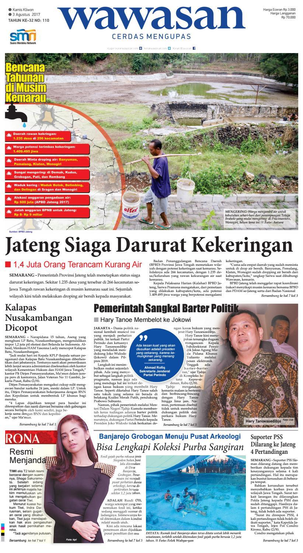 Wawasan 03 Agustus 2017 By Koran Pagi Issuu Poduk Ukm Bumn Mr Kerbaw Keripik Bawang Bayam