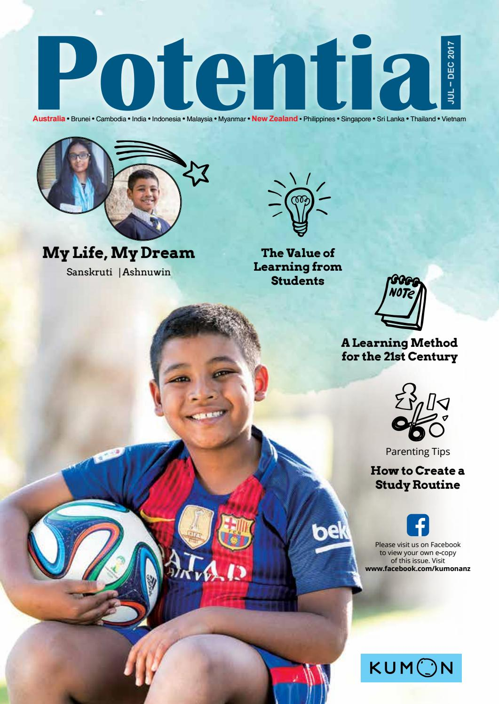Potential 2017 - Australia & New Zealand (Issue 2 - Jul to Dec 2017 ...
