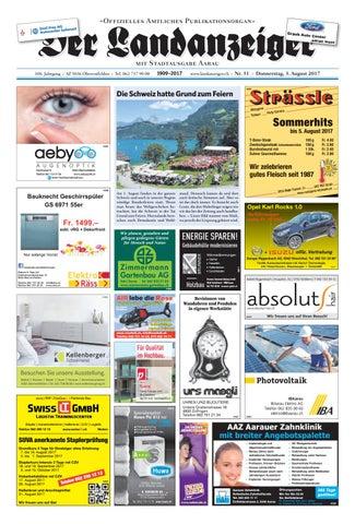 fd179bd44d4012 Der Landanzeiger 31 17 by ZT Medien AG - issuu