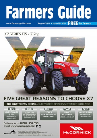 Farmers Guide August 2017 by Farmers Guide - issuu