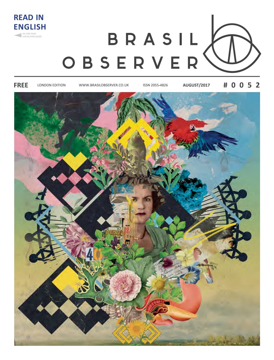 Brasil Observer #52 - EN by Brasil Observer - issuu