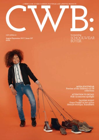 bb72a017dda8 CWB MAGAZINE AUGUST SEPTEMBER ISSUE 107 by fashion buyers Ltd - issuu
