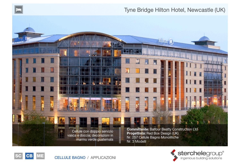 Tyne bridge hilton hotel newcastle uk by sterchelegroup® issuu