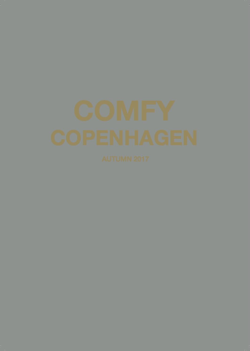 1456e19eda Autumn 2017 Lookbook by COMFY COPENHAGEN - issuu
