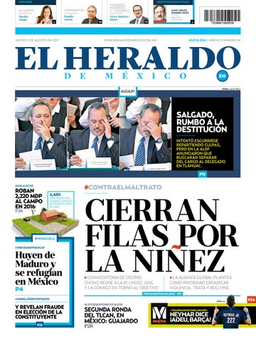 89fe7911e5 El heraldo 94 by El Heraldo de México - issuu