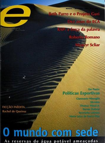 Revista E - Setembro de 2000 - ANO 7 - Nº 2 by Sesc em São Paulo - issuu bbf0f155cdcec