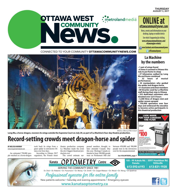 Ottawawest080317 By Metroland East