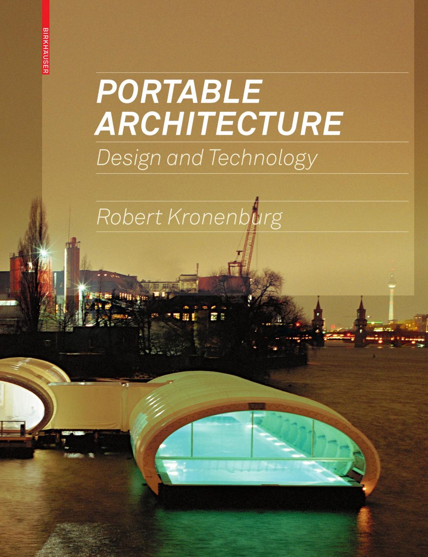 Robert kronenburg auth portable architecture design and