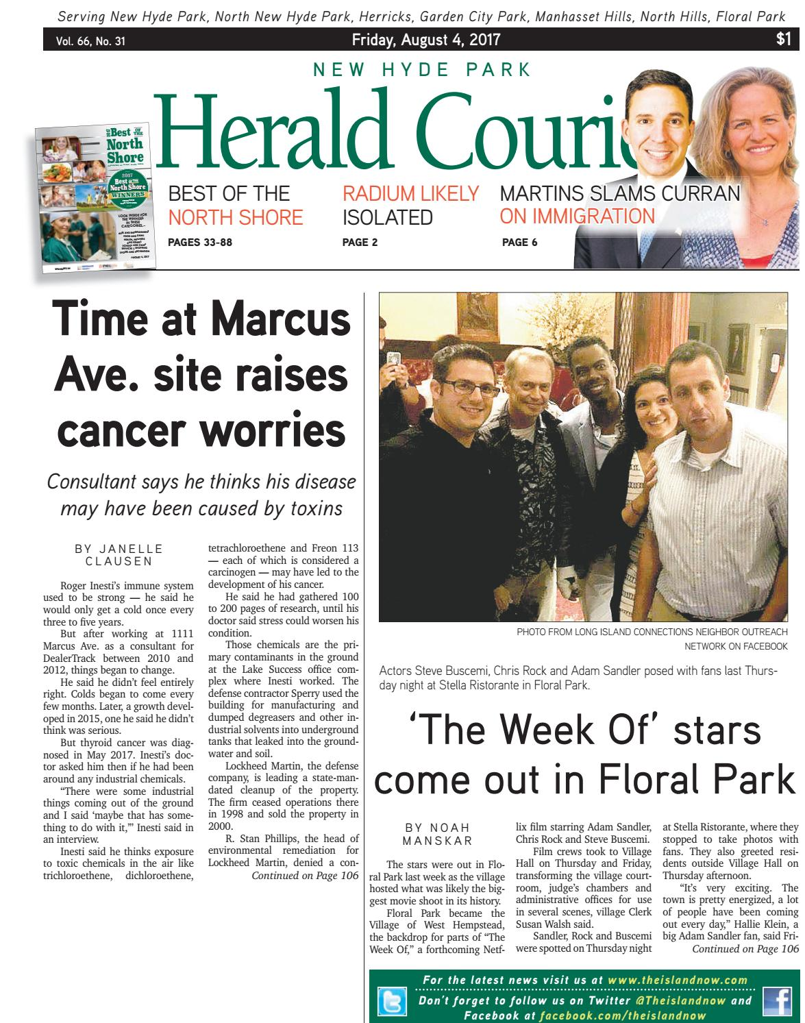 Herald courier 08 04 17 by The Island Now issuu