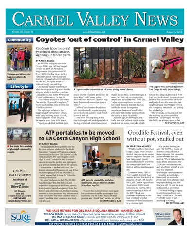 351864eca6b Carmel Valley News 08 03 17 by MainStreet Media - issuu