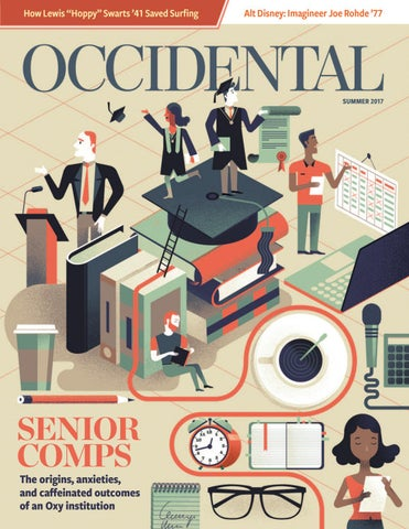Occidental magazine summer 2017 by occidental college issuu page 1 fandeluxe Image collections